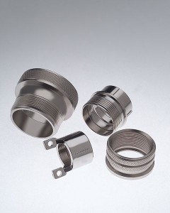 electroless nickel plated components