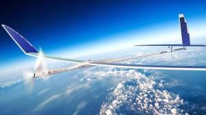 Titan Aerospace Solara 50 Drone