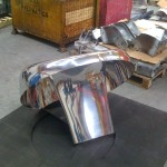 aluminium garden chair