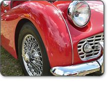 nickel plating classic car restoration