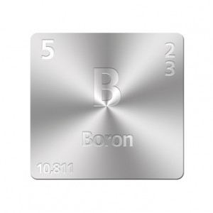 Nickel boron plating