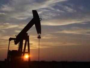 onshore oil well