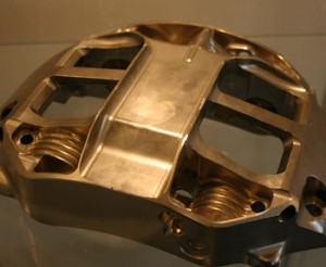 brake caliper nickel plating