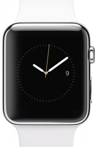 Apple watch for gold plating