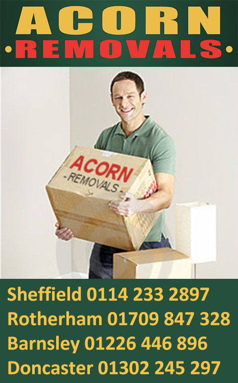 Sheffield removals
